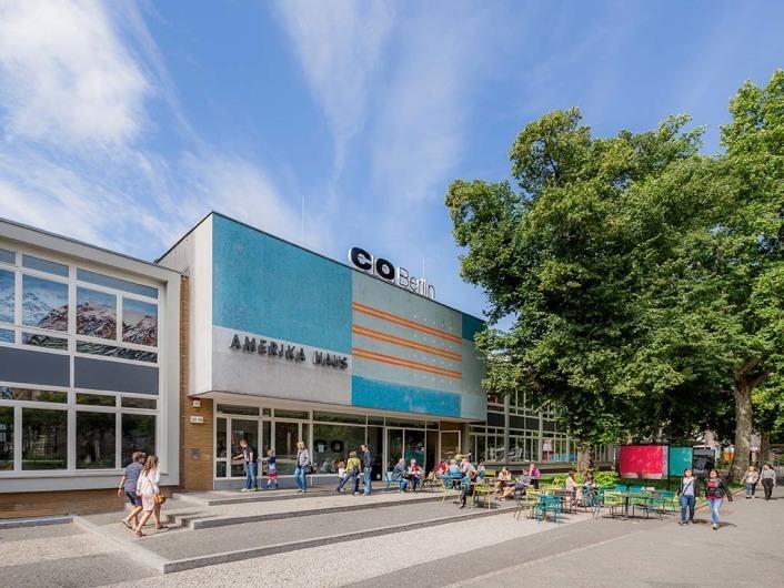 C/O Berlin im Amerikahaus in Berlin Charlottenburg. -© Foto: David von Becker