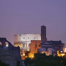 Colosseo Roma (rom)