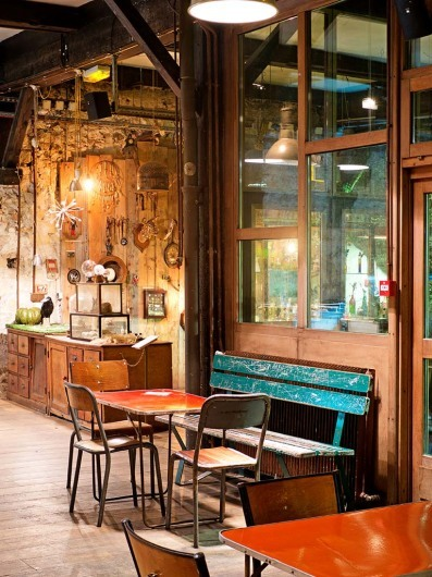 Le Comptoir General, Paris, France
