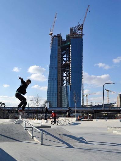 Skatepark Concrete Jungle