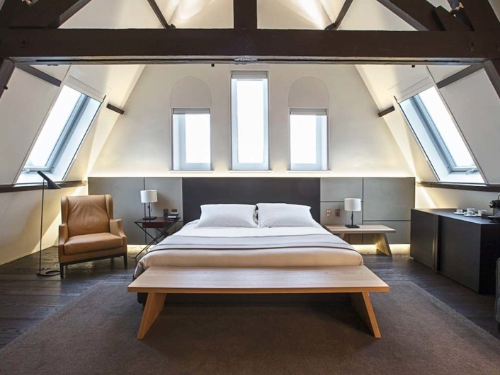 Conservatorium Hotel, Amsterdam, The Netherlands