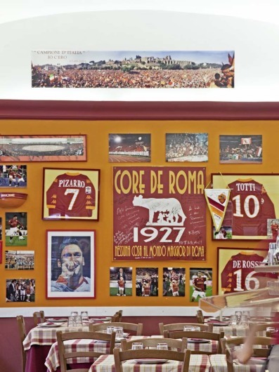 Core de Roma, Rome, Italy