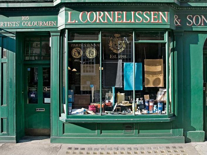 L. Cornelissen & Son, London, United Kingdom
