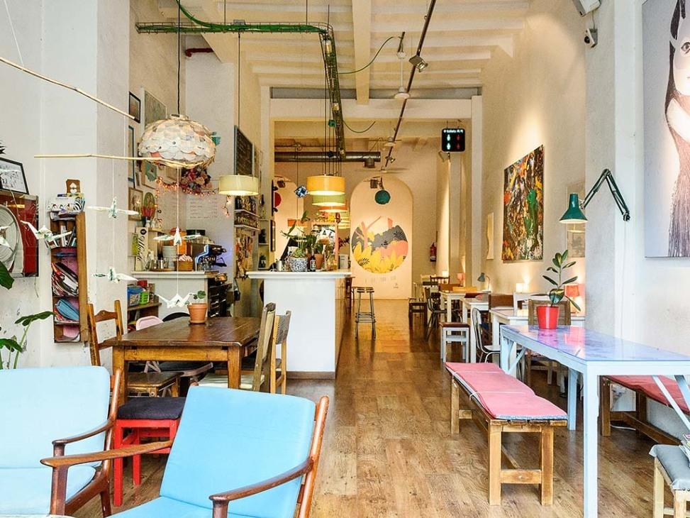 Coffee Bar Para Casa Vintage