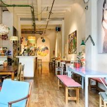 Cosmo Café & Galería de Arte