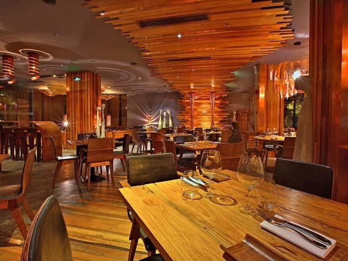 Cuivre 古铜法式餐厅