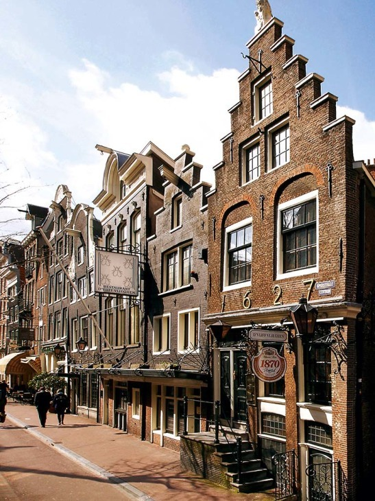 Cafes In Amsterdam Opening Times