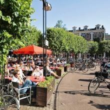 Cafe am Maria Heinekenplein