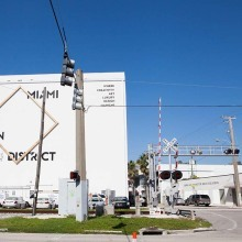 Design District, Miami, Florida, USA