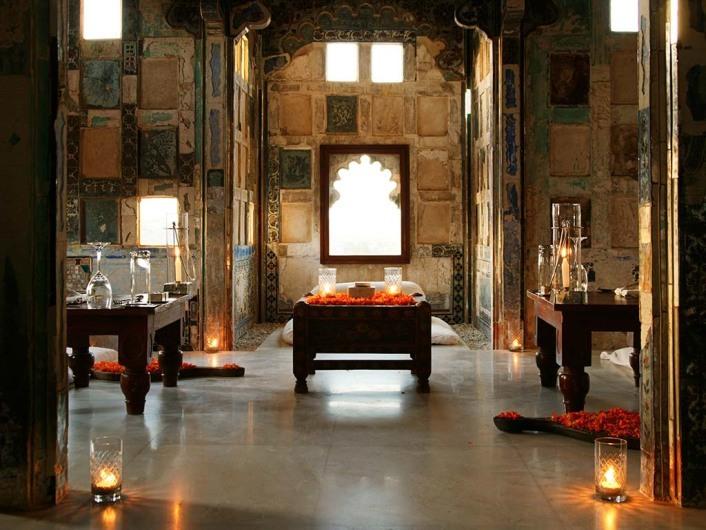 Devi Garh, Udaipur, India