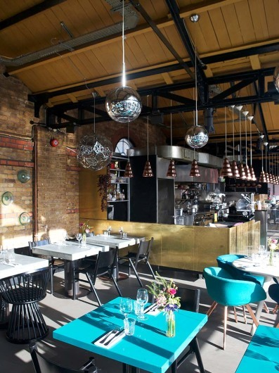 Dock Kitchen, London, United Kingdom