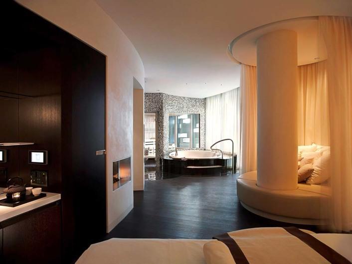 Dolder Spa, Zurich, Switzerland