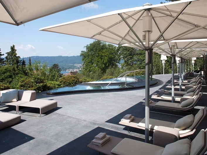 Dolder Spa, Zurich, Switzerland