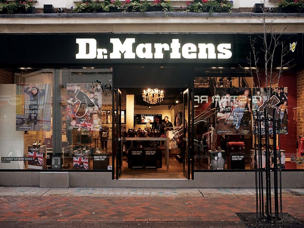 doc martens seconds shop