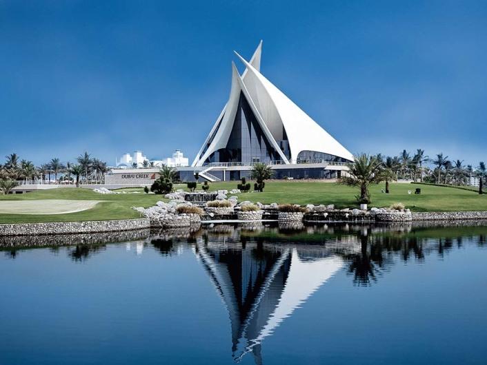 Dubai Creek Golf Amp Yacht Club