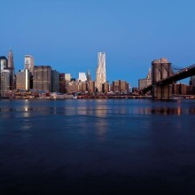 Dumbo - Brooklyn Bridge (NYC)