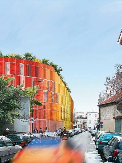 Ecole de commerce Advancia (par)www.architecture-studio.fr
