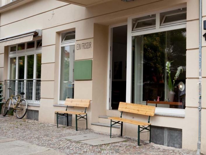 Ein Friseur, Berlin, Germany