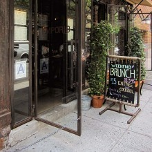 Cool, Cities, New York, USA, Restaurants, Restaurant, NoLiTa