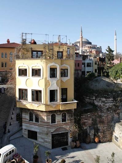 Emprerss Zoe; Istanbul; Turkey