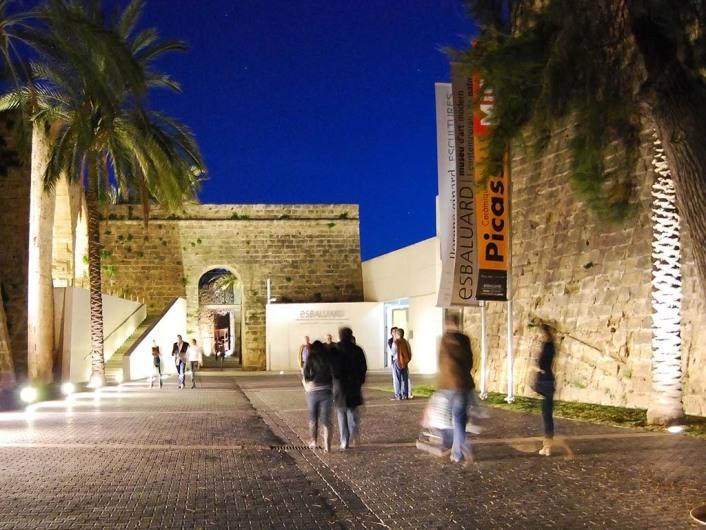 Es Baluard, Palma, Mallorca, Spain