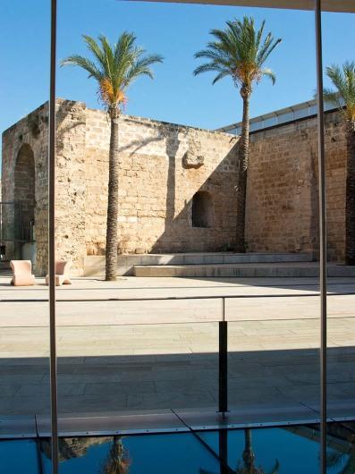 Es Baluard, gallery, Palma, Mallorca, Spain