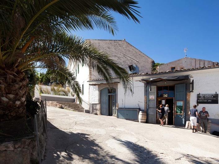 Restaurant Es Verger, Alaro, Mallorca, Spain