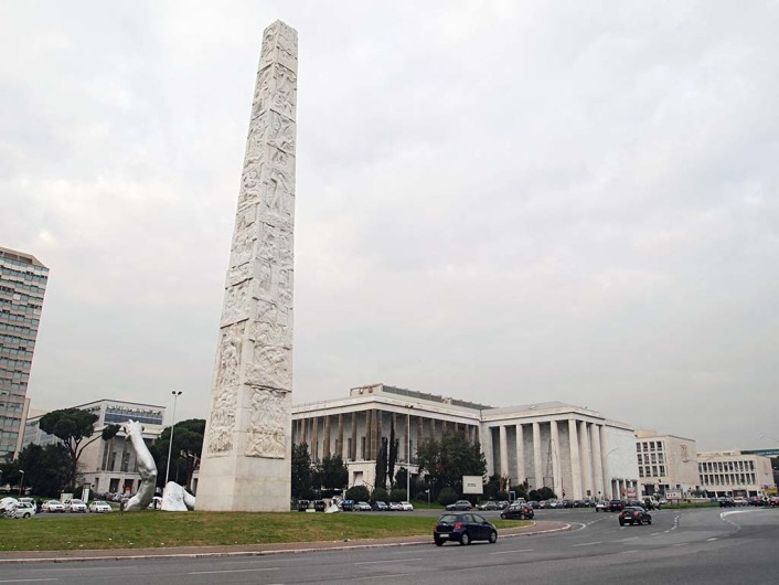 EUR - Esposizione Universale di Roma  - ROM