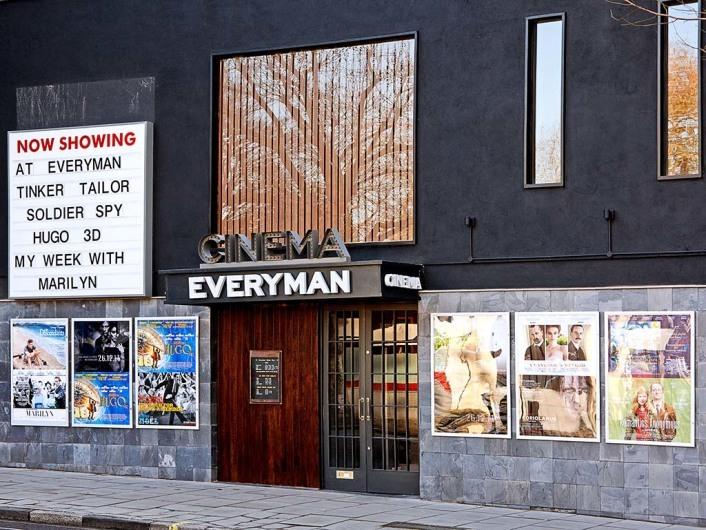 Everyman Cinema, London, United Kingdom