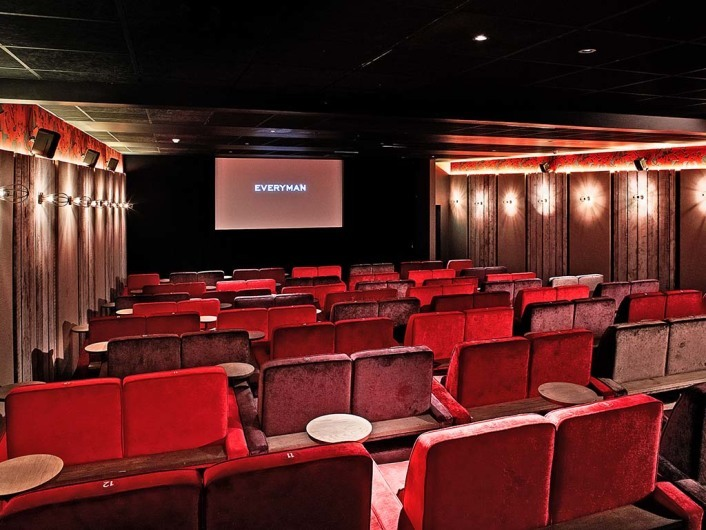 Everyman Cinema, London, United Kingdom