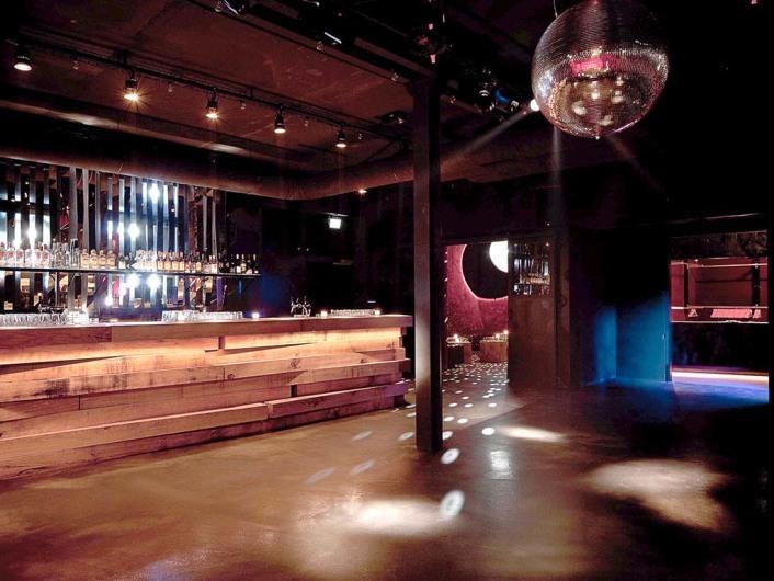 Exil, Zurich, Bar, Switzerland