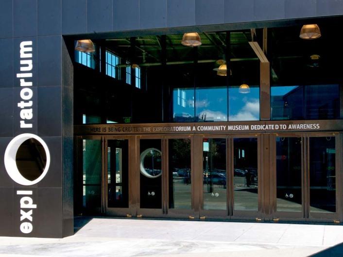 Exploratorium, San Francisco, California, San Francisco, United States