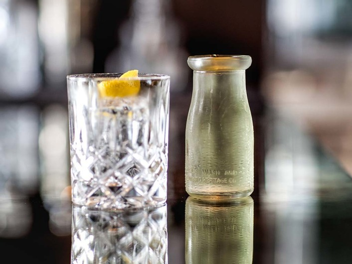 English Milk Punch (Photo Credit - Laura Ford)