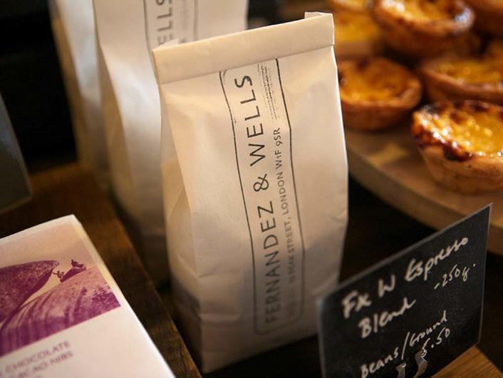 Fernandez & Wells Café