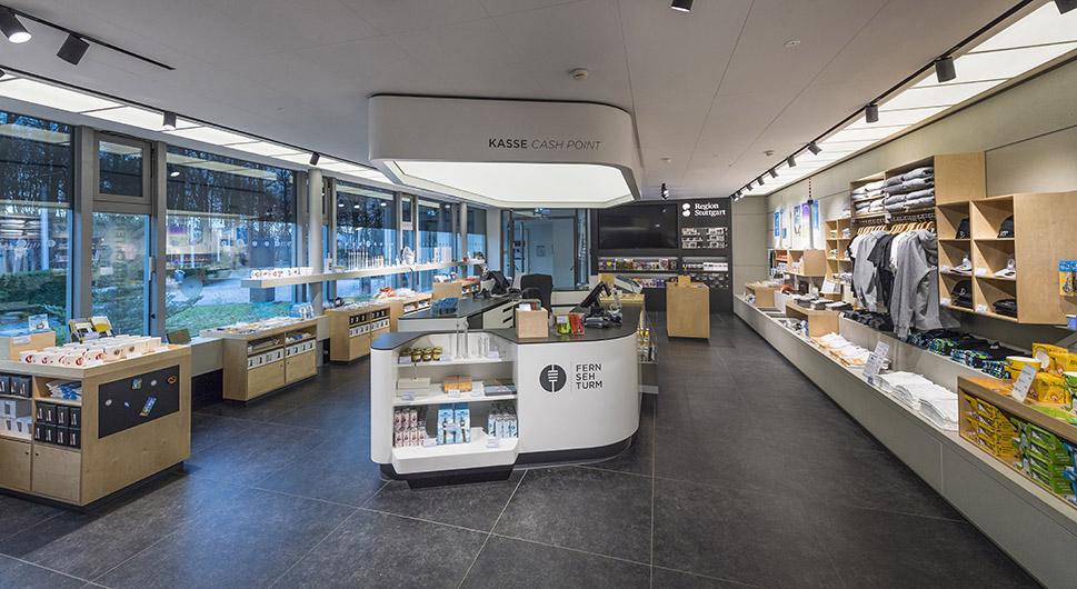 Fernsehturm-Shop