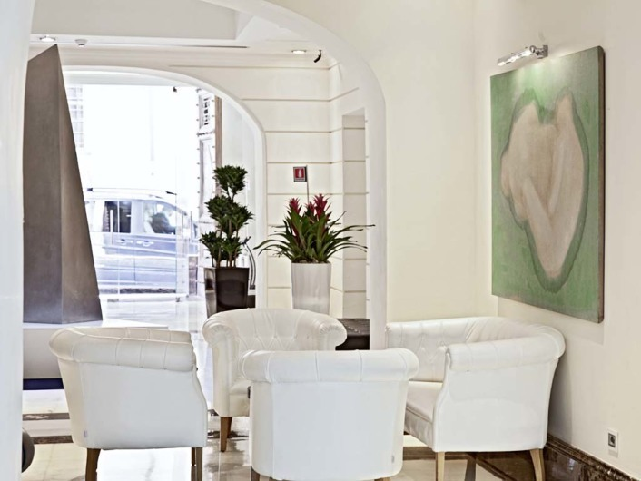 First Luxury Art Hotel, Rome, Italy