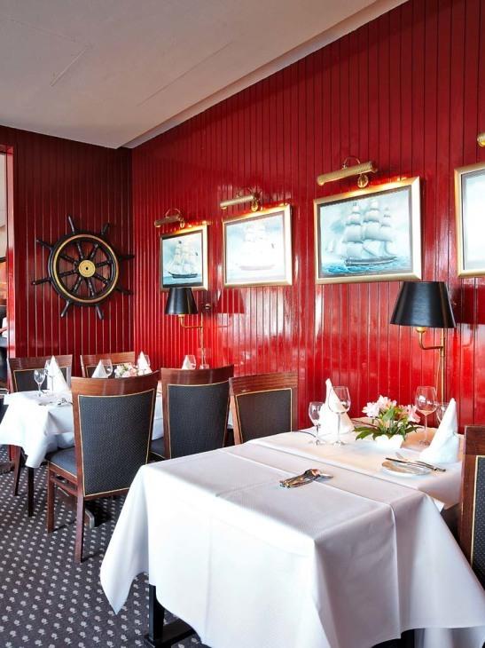 Gourmet menü restaurant hamburg fischereihafen Gastro
