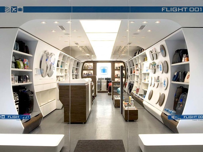 Flight 001, San Francisco, California, United States