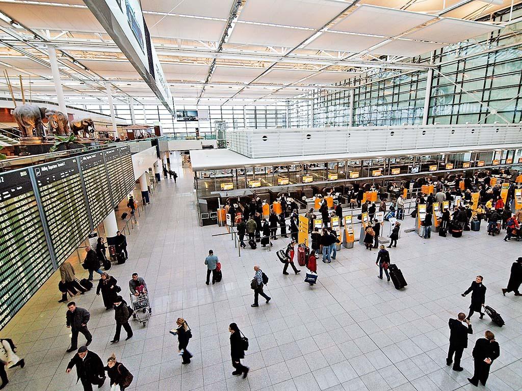 Terminal munich airport mapio