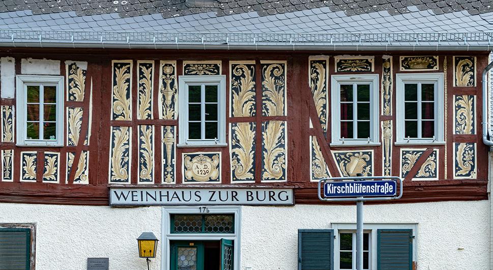 Kirschblütenstraße Wiesbaden-Frauenstein