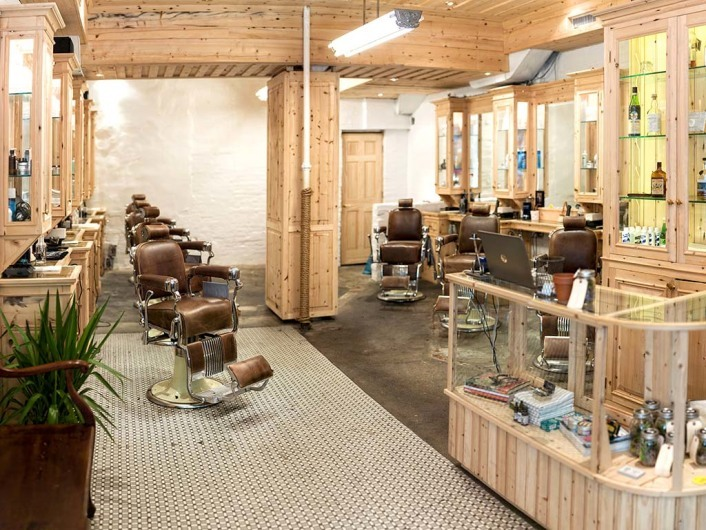 Freemans Sporting Club & Barber Shop