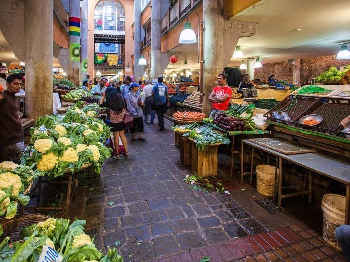 Image result for Port Louis central market