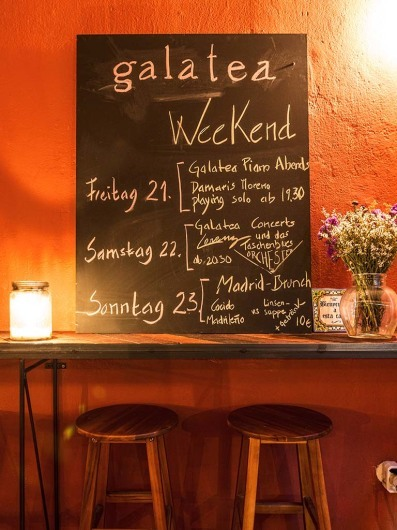 Galatea Wine & Music