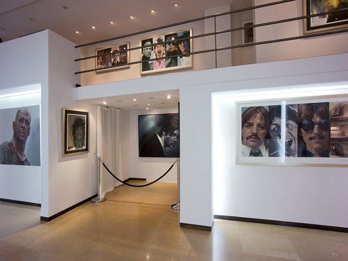 Galeria K, Palma, Mallorca, spain, art, gallery