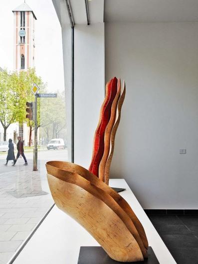 Galerie an der Pinakothek der Moderne – Barbara Ruetz