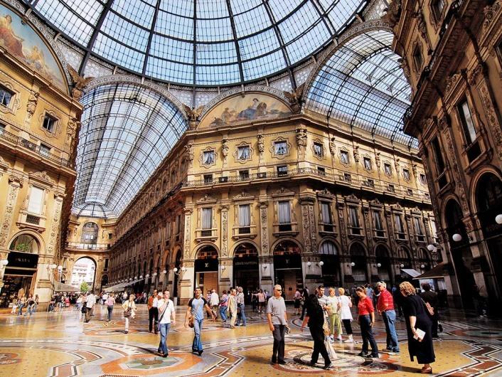 Galleria vittorio emanuele ii for Hotel manin milano