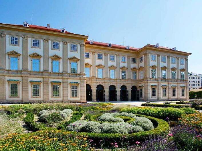 Palais Liechtenstein, Vienna, Austria