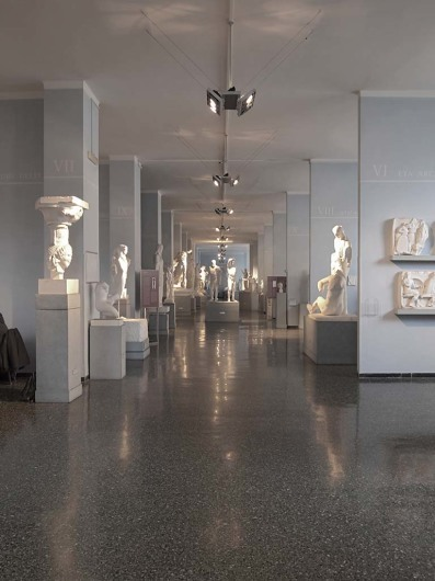 Gipsoteca/Gipsmuseum der Universität - Romhttp://www.uniroma1.it/musei/informamuseo.asp?ID=8