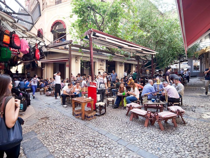 Grand Boulevard, Istanbul, Turkey
