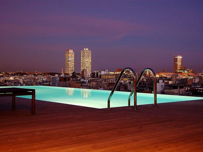 Grand Hotel Barcelona
